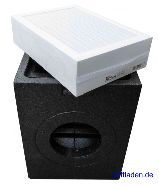 Allergiker Filterbox Wohnungslüftung