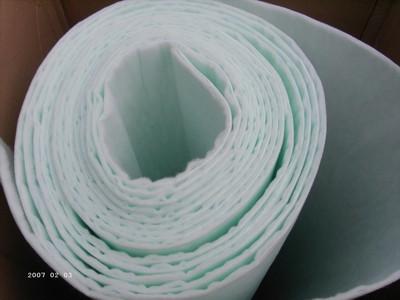 Filtervlies M6 d=6 mm Taschenfiltermaterial