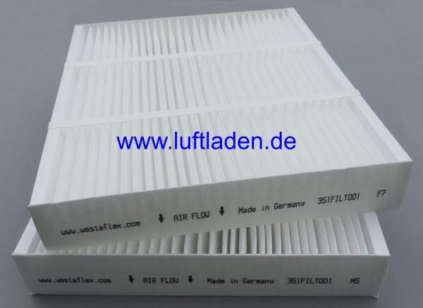 Westaflex Filter M5/F7 für 351WAC001