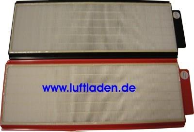 Paul Filterset F7/G4 für Santos 370 DC / F 370 DC