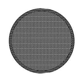 Fränkische 78312693 starline Fettfilter COMPACT silber rund