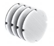 Zehnder Pollenfilterset für ComfoSpot Twin 40 527006550