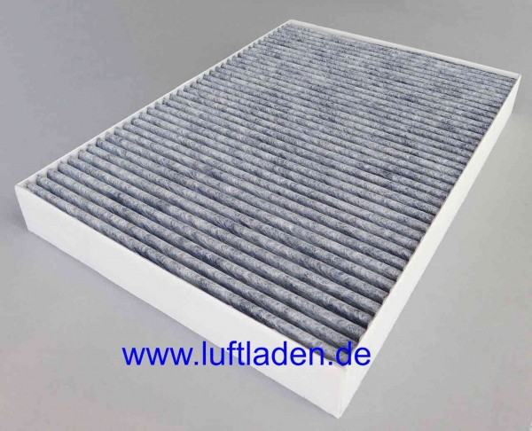 Aktivkohlefilter 250*350*40mm - kompatibel