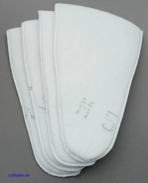 4 Ersatz-Filterkegel M5 DN200 passend für Helios Ansaugsäule