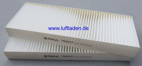 Paul Filter 10*G4 für Novus 300/450