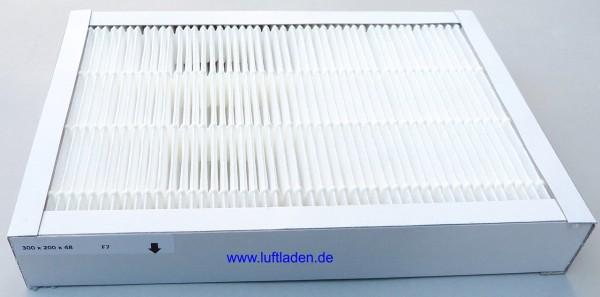 Für Novelan HLW 8M Filter F7 - kompatibel