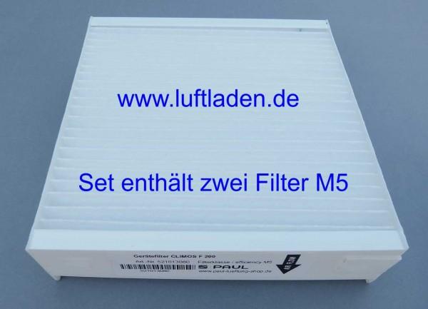 PAUL Filter M5 für Climos 200