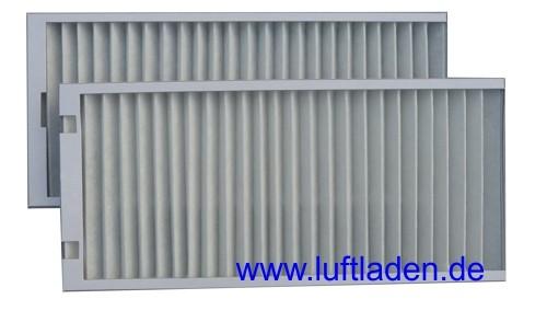 Westaflex WAC300/400 Filter 2*G3 kompatibel