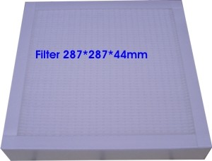 Ersatzfilter für Filterbox Standardmaß 287*287mm F5-F9