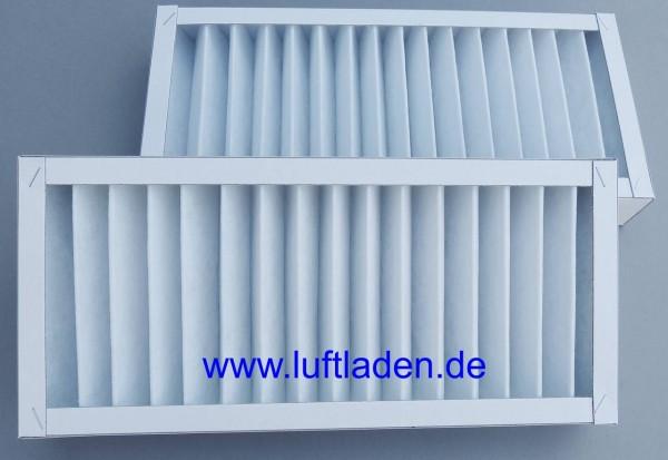 Für Pluggit AP300 Gerätefilter 2*G4 - kompatibel