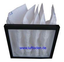 Für Westaflex Filterkasten Taschenfilter F7 - kompatibel
