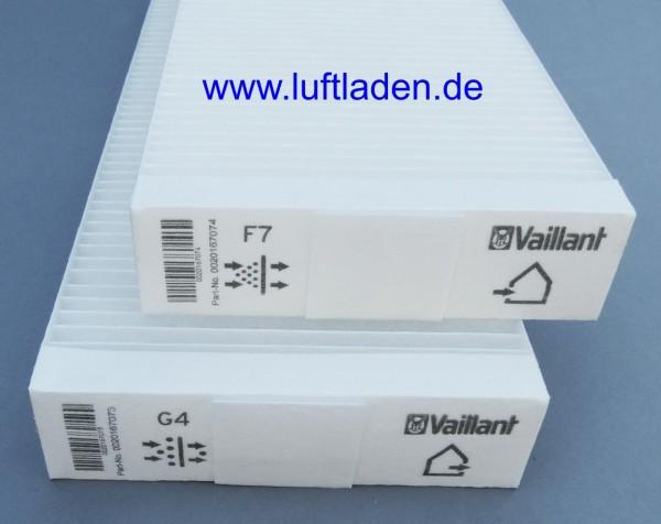 Vaillant Filterset F7 G4 recoVair VAR 260 360