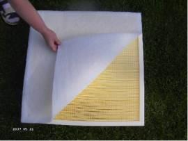Filter F8/G2 für rechteckige Filterbox kompatibel