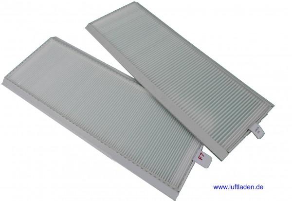 Für Zehnder ComfoAir 350/550 Filter F7/G4 Papprahmen - kompatibel
