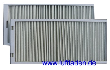 Vaillant recoVair 275/350 Filter 2*M6 - kompatibel