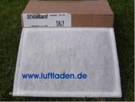 Vaillant Filter Bypass recoVair 250 und 400