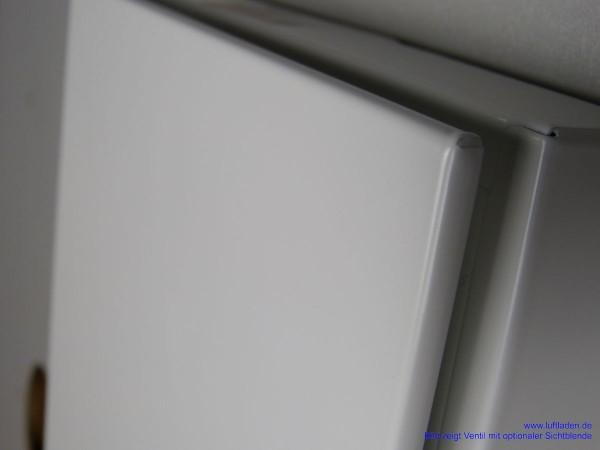 Flächenventil Küchenventil mit Sichtblende