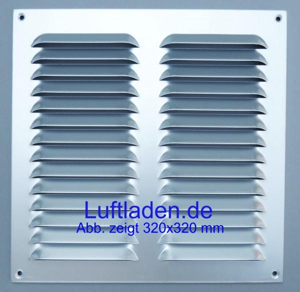 Wetterschutzgitter / Lüftungsgitter in diversen Größen