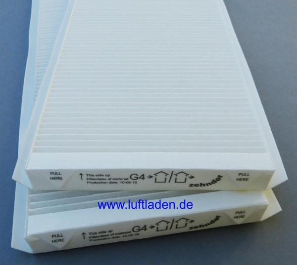 Zehnder Filterset G4 ComfoAir Q350/450/600