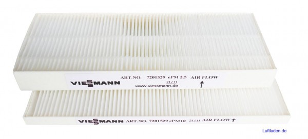 Viessmann Vitovent 200-D Filterset