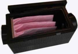 Außenluft-Filterkasten DN 160 Typ V