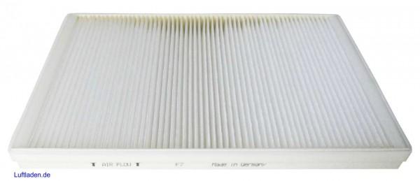 Für Helios Typ 300E+P Gerätefilter F7 - kompatibel