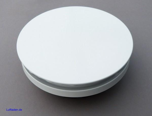 Zuluftventil LUNA S125 360° / opt. 240°