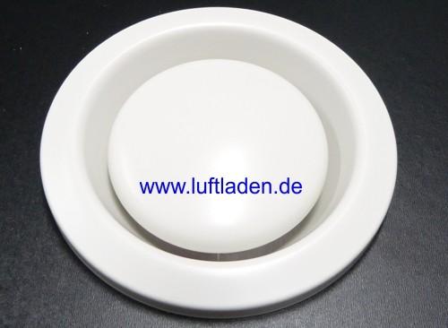Zehnder Abluft Tellerventil STB-2-125
