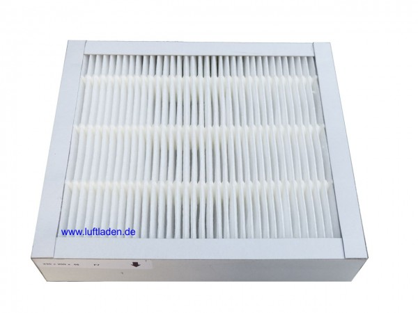 kompatibler Filter F7 LG 180 für Pichler und Zewotherm