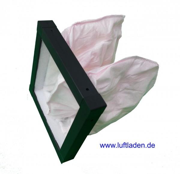 Für Genvex GE 200 Taschenfilter F7 - Kompatibel