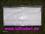 Westaflex Filter WACCF... G4/F6 Geräte OHNE Sommerbypass