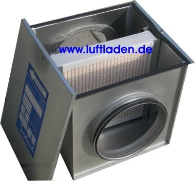 Lindab Filterbox Filterkasten