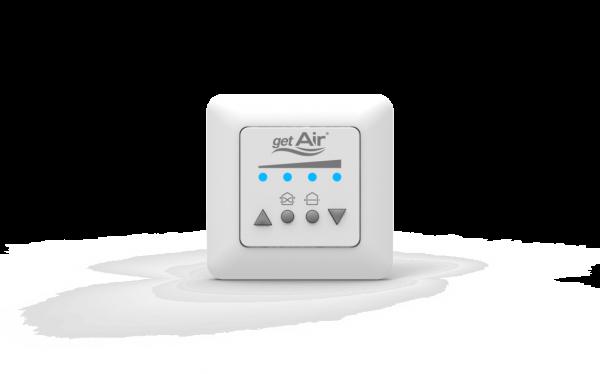 Steuergerät Typ LED GetAir SmartFan
