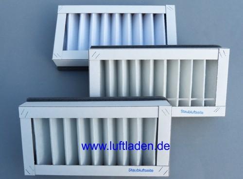 Helios Filterset KWL 250/3/3/5