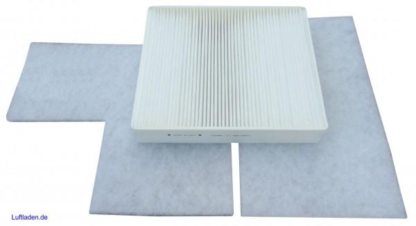 Für Vallox KWL 090 / 080 SC/SE/SC-E/SE-E Filterset F7/G4 - kompatibel