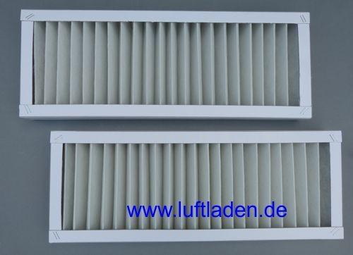 Filterset 10*G4 für Novus 300/450 kompatibel