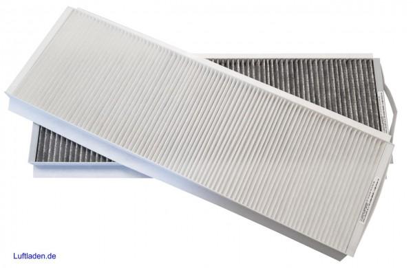 Aktivkohle Filterset G4/AK für ComfoAir Q350/450/600 - kompatibel