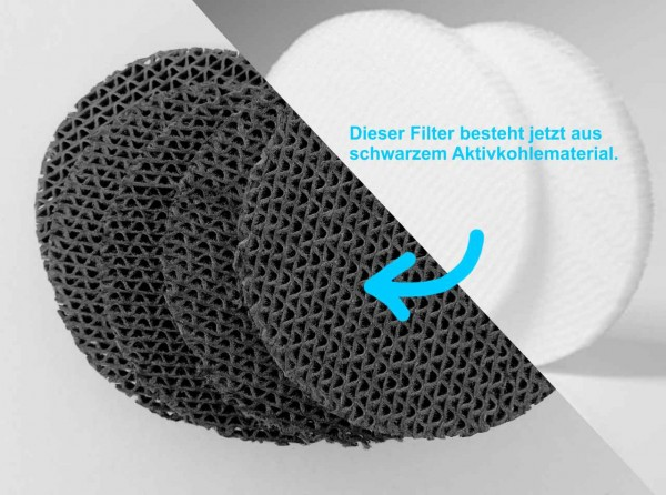 Filter für Quadratische Lüftungsventile