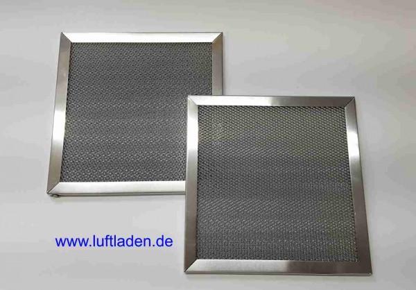 Ersatzmetallfilter 2554 für Helios Küchenventil VFE, Dauerfilter