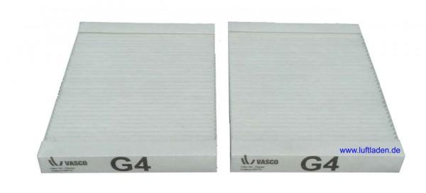 Vasco Filterset DFVE50355 für D150EP II