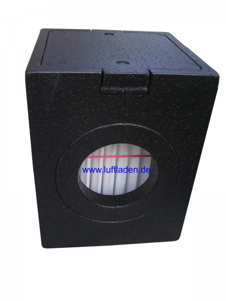 isolierte Filterbox
