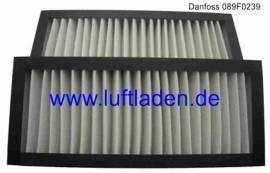 Danfoss Filterset G4 für Air Unit w2