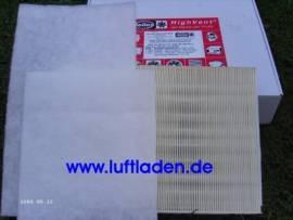 Helios Filterset KWL EC 300 Pro 4/4/7