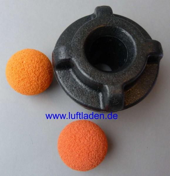 Reinigungsset für Flexrohre 75mm