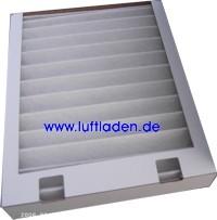 Vaillant Filter Bypass für recoVair 275 und 350